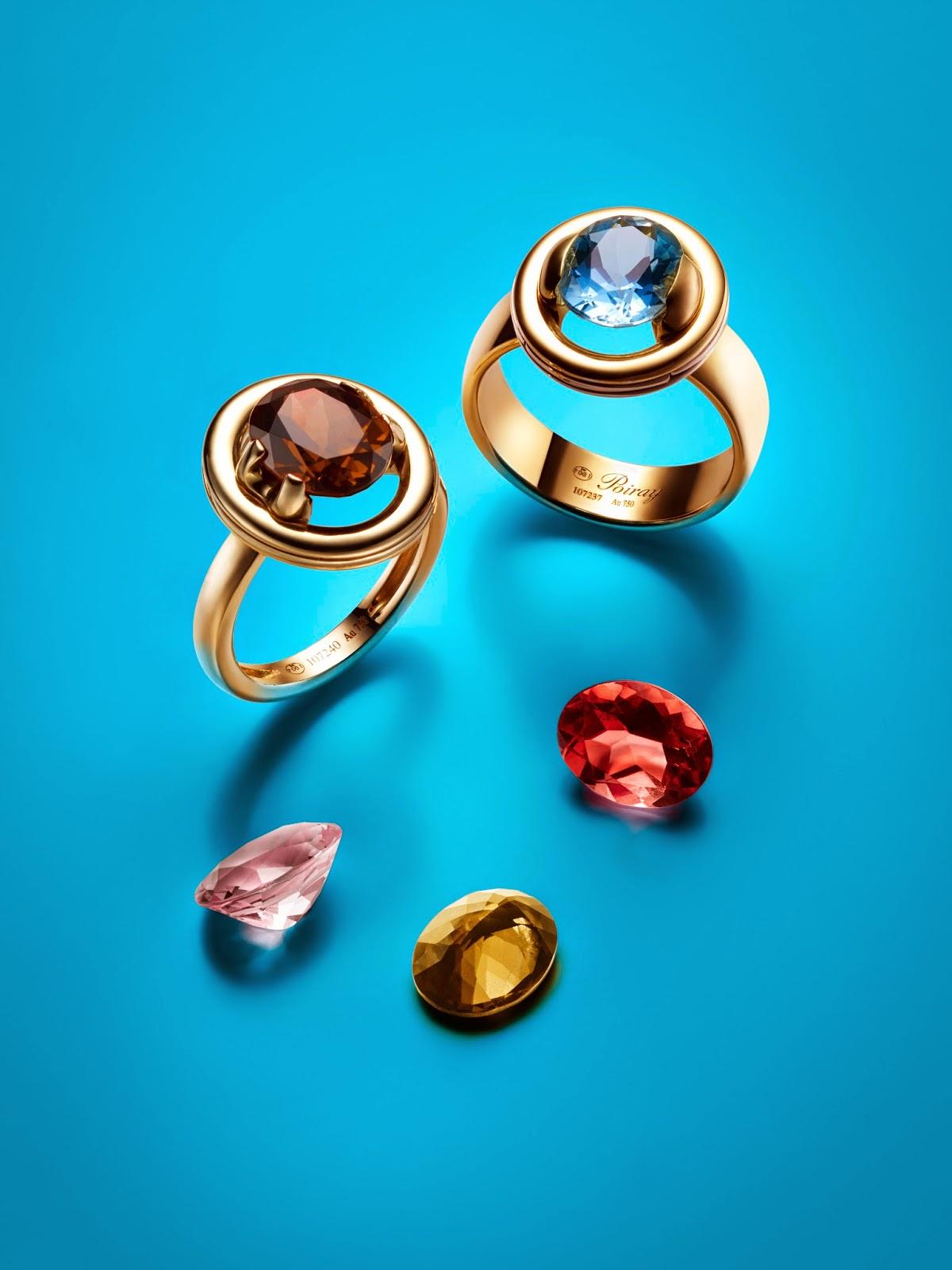 ... un corps de bague large ou fin, en or rose, blanc ou jaune, une pierre  fine facettée de forme ovale et un anneau réversible qui scelle le système. 40d132d8b13c