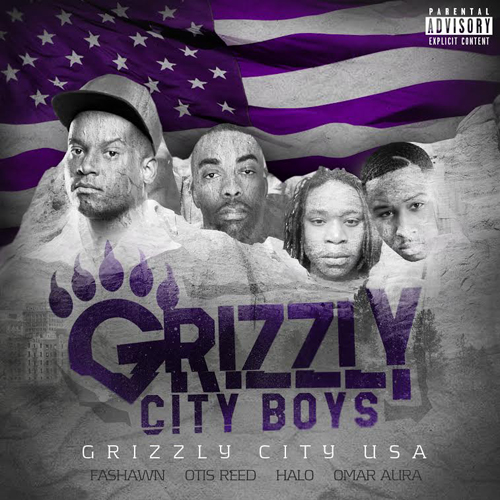 Fashawn & The Grizzly City Boys Release 'Grizzly City USA' EP