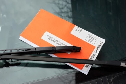 Chicago Parking Ticket