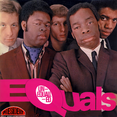 The Equals – Unequalled Equals (1967) +