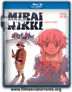 Mirai Nikki Torrent - BluRay Rip