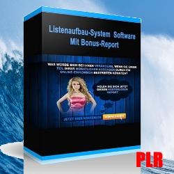 Listen-Aufbau-System MRR kaufen