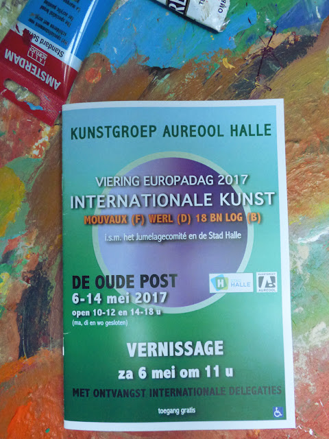 mai 17-Exposition Oude Post Haal - BE