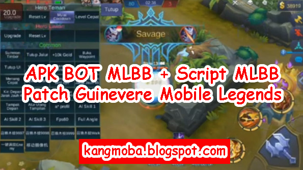 Bot Permanent Mobile Legend Update