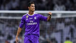 "Ronaldo says ""i'll be back as Champion"""