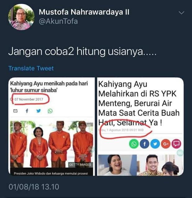 Mustofa Nahrawardaya Hantu Yang Paling Dengki Kader PKS Yang Baru Pindah Ke Patrai PAN