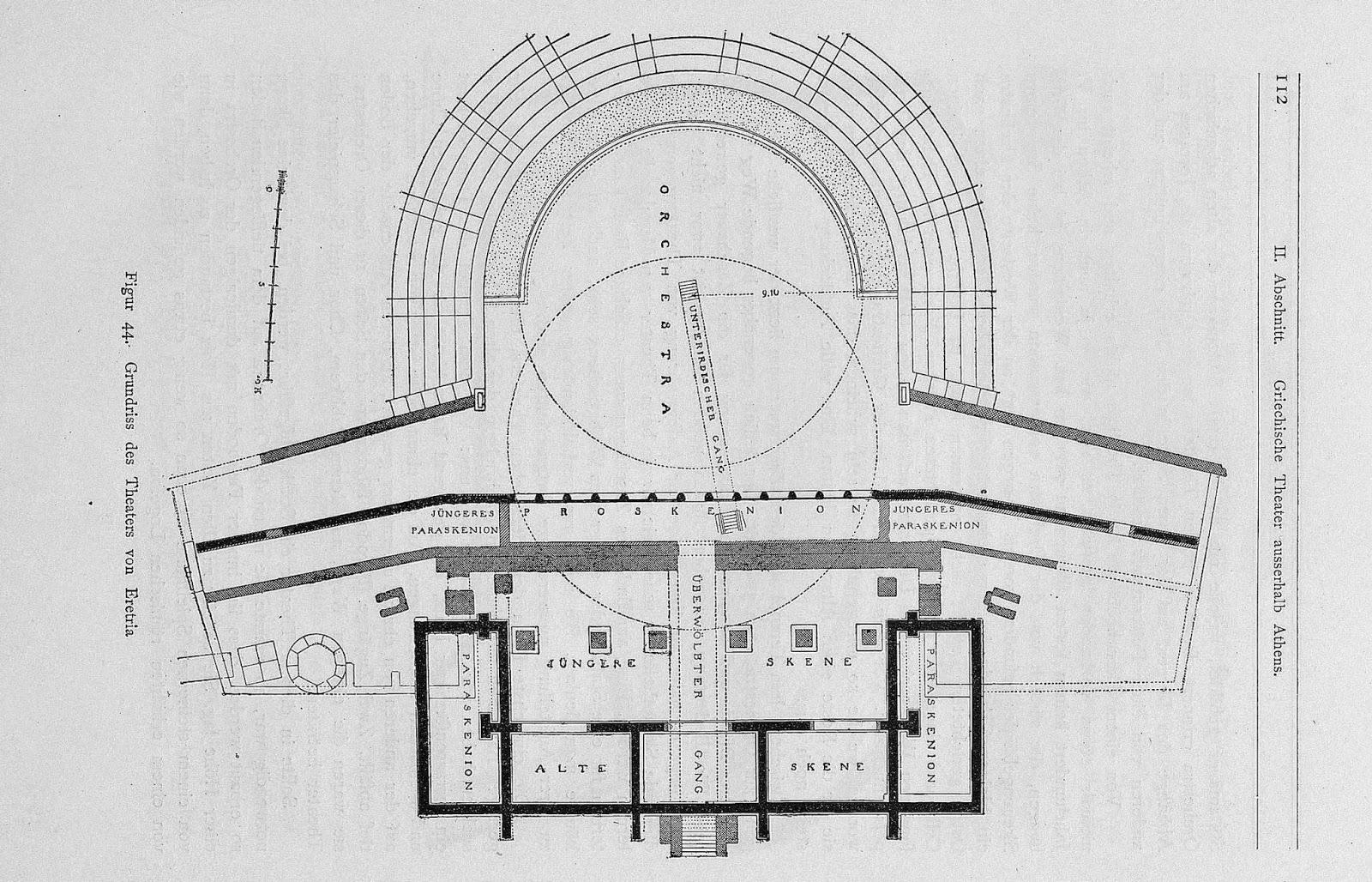 theater greek diagram ammeter gauge wiring ancient theatre july 2014