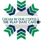 Playdate Cafe 'Cream in our Coffee' Challenge #157