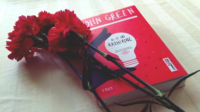 De 19 ori Katherine de John Green