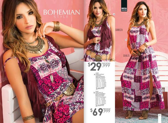 vestidos con diseños florales