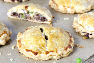 Philly Cheesesteak Hand Pies