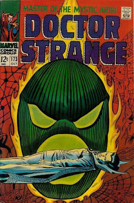 Dr Strange #173, Dormammu