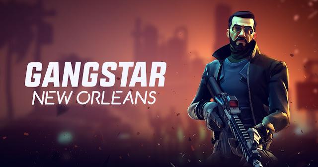 Gangstar New Orleans v1.5.4b MOD APK