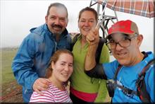 Ganalto mendiaren gailurra 898 m. -- 2017ko urriaren 1ean