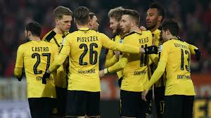 Borussia Dortmund VS Hertha BSC live stream online today 26/8/2017