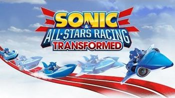 download file exe / launcher only Sonic All Stars Racing Transformed
