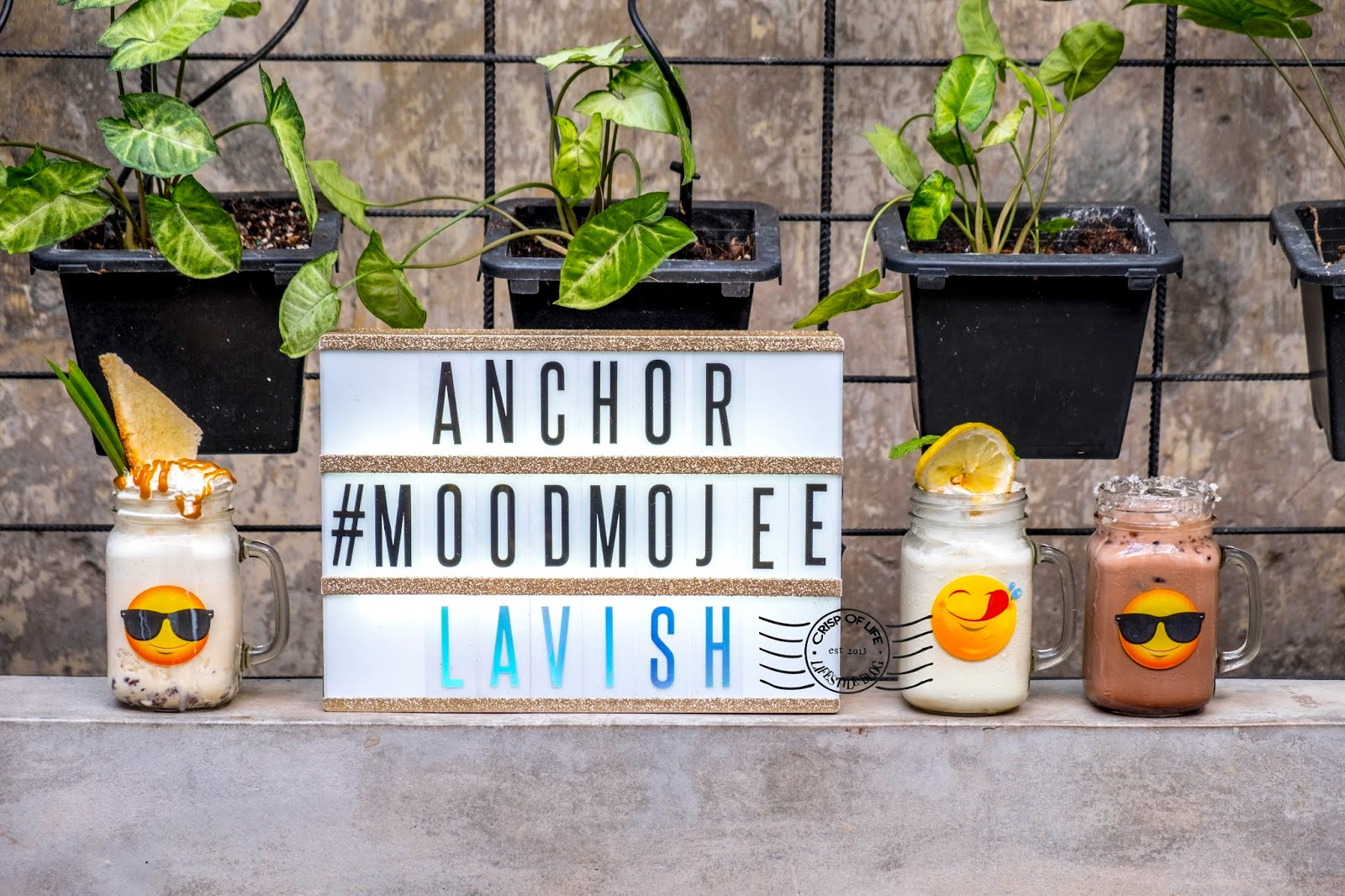 Moodmojee drinks by Anchor Food Professionals
