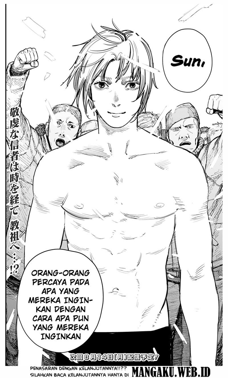Fire Punch Chapter 63-18