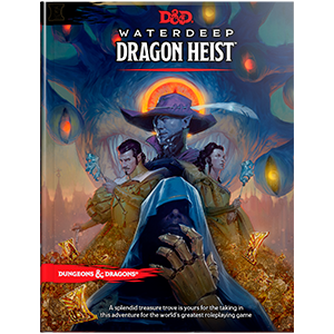 Power Score A Guide To Waterdeep Dragon Heist
