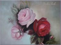 Huiles, aquarelles, pastels… quelques-unes de mes œuvres