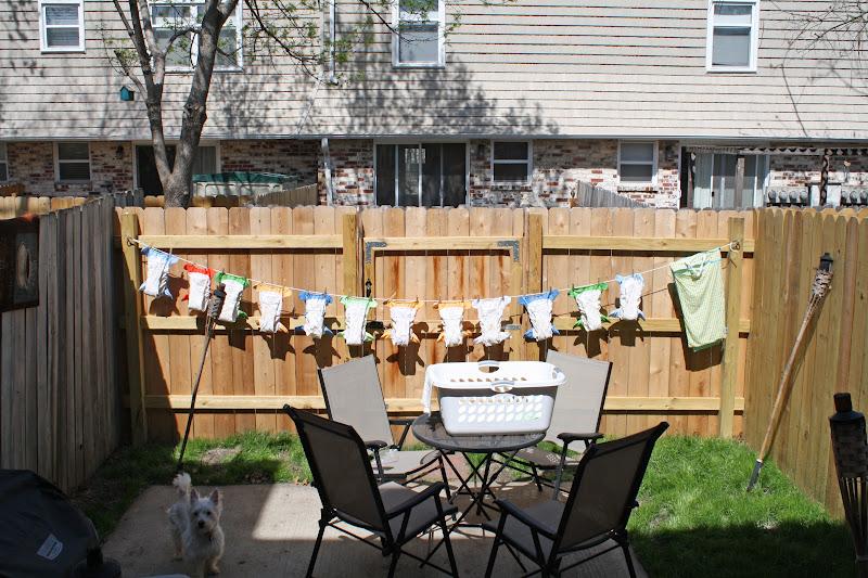 One Sassy Housewife: Backyard Beautifucation: Part 2 ...