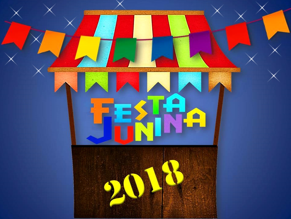 Festa junina 2018 barraca