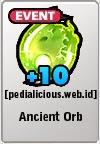 Rare Gear LostSaga Ancient Orb