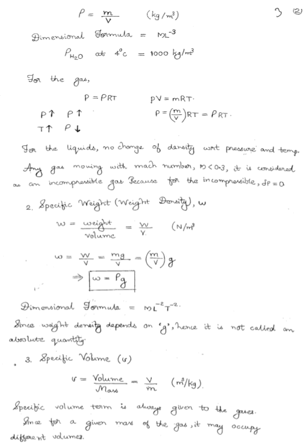 2019|ACE GATE Fluid Mechanics and machines ClassRoom Handwritten