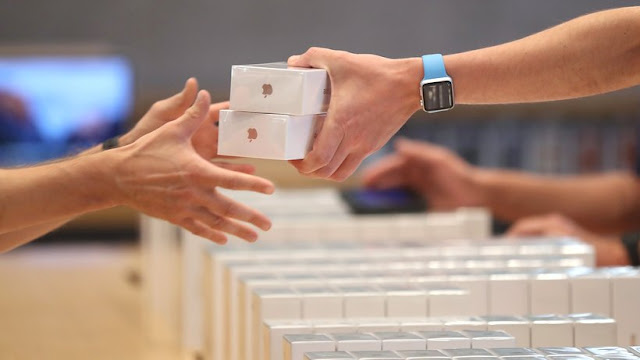 Qualcomm complaints about import stoppage for iPhones in Germany