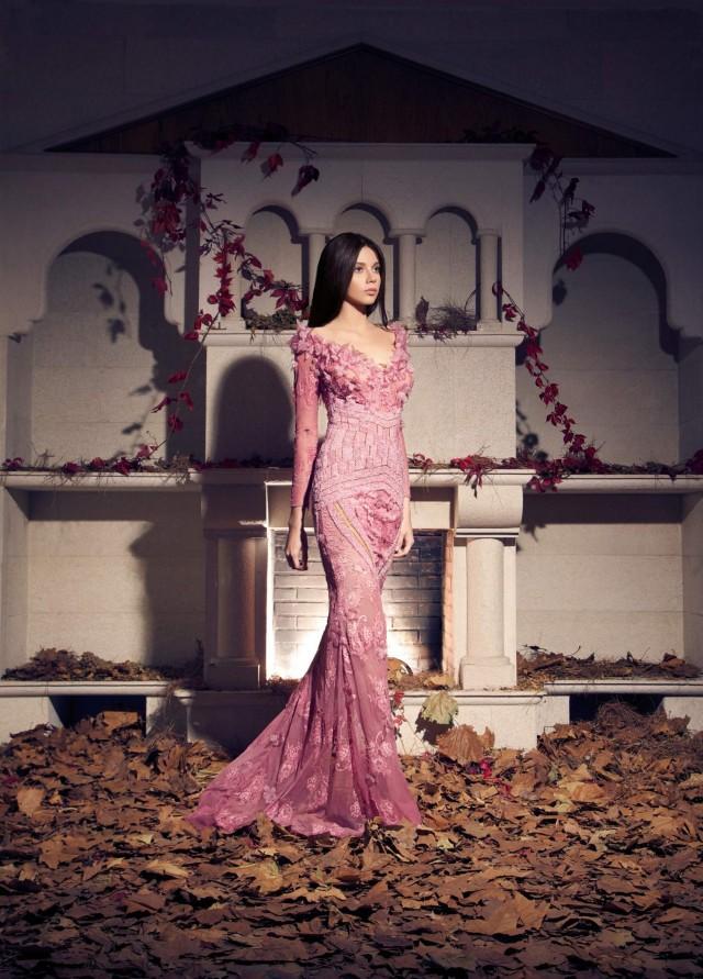vestidos elegantes de novia