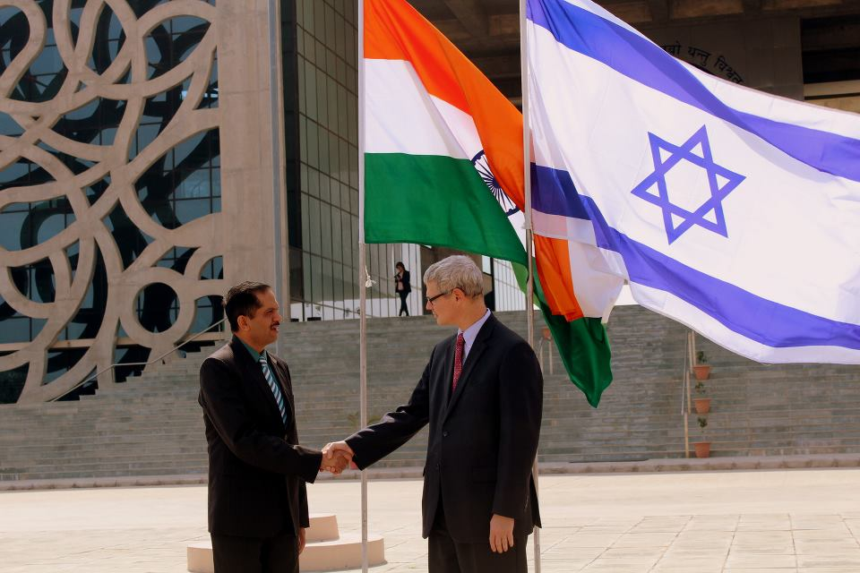 Story Of Friendship Between Israel And India