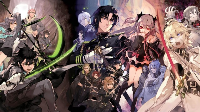 Owari no Seraph S2 BD Subtitle Indonesia Batch