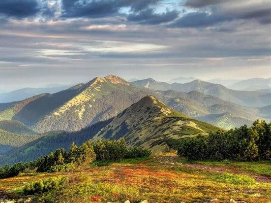 Карпатські гори: Загальна інформація