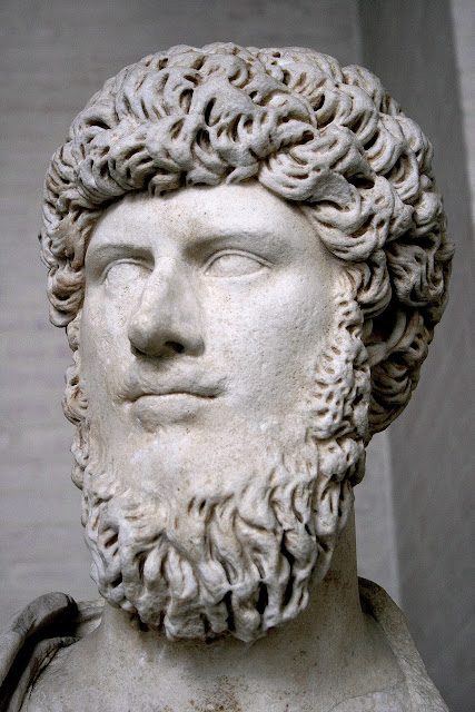 Lucius Verus - glyptothek münchen