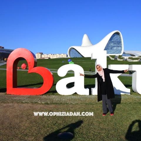 Destinasi Wisata Kota Baku: Ibu Kota Azerbaijan nan Cantik