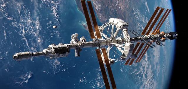 Nava spaţială Hermes din filmul The Martian