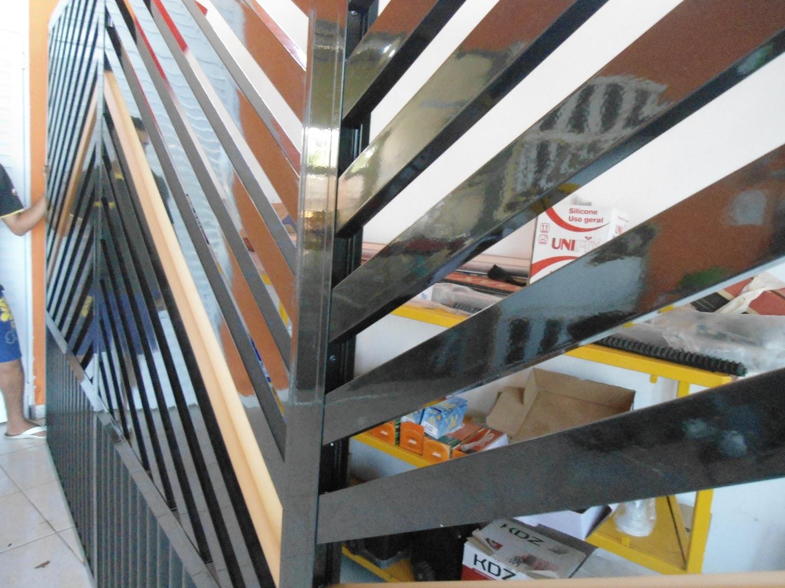 Serralheria esquadrimar 13 996716398 13997113189 port es - Pintura para aluminio ...