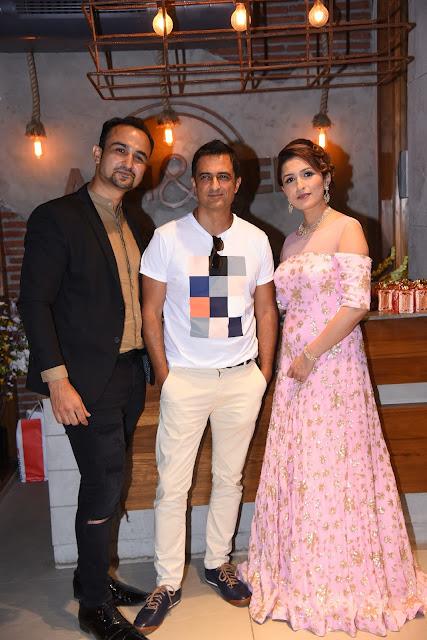 Niell Talwar, Sanjay Suri, Aashmen Munjal