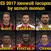 PES2017  Farewell Facepack by Sameh Momen