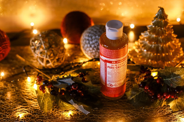 Dr Bronners soap - Christmas Gift Guide 2017 - Mandy Charlton's biggest ever Christmas gift guide. The only gift guide you'll need to find presents and gift ideas for the people you love this holiday season