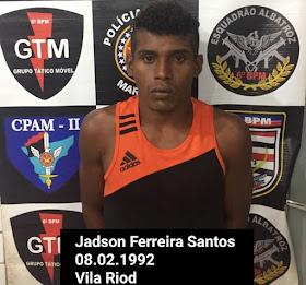 Por Um Triz: Assaltante que seria executado por facção criminosa é salvo pela Polícia Militar minutos antes de morrer em São Luis