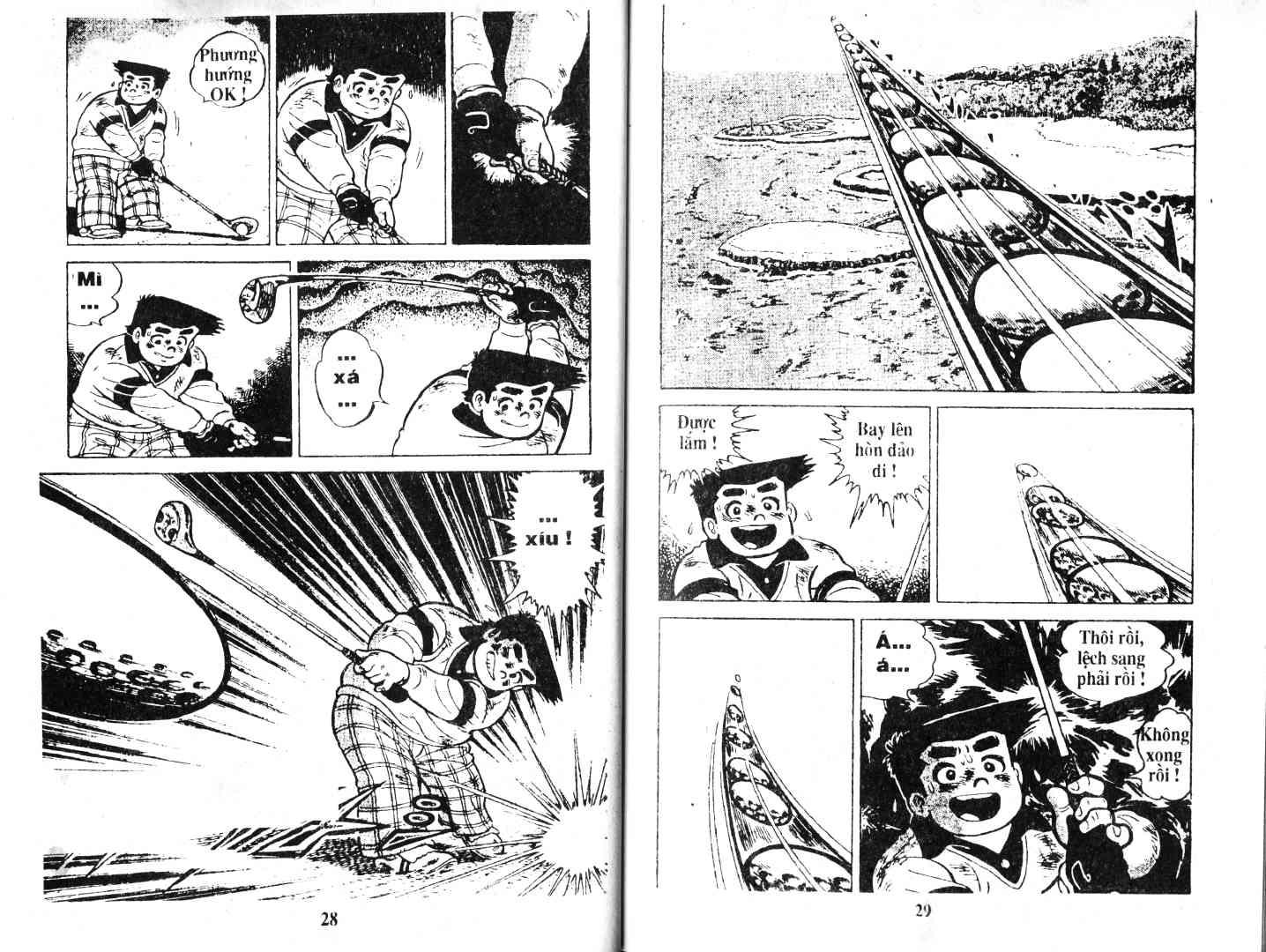 Ashita Tenki ni Naare chapter 50 trang 13