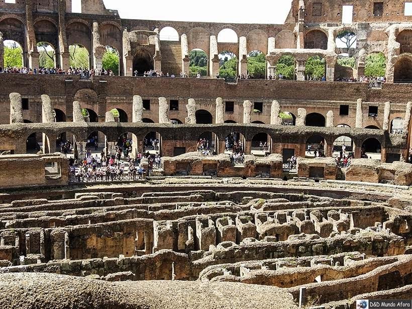 Coliseu de Roma: como visitar