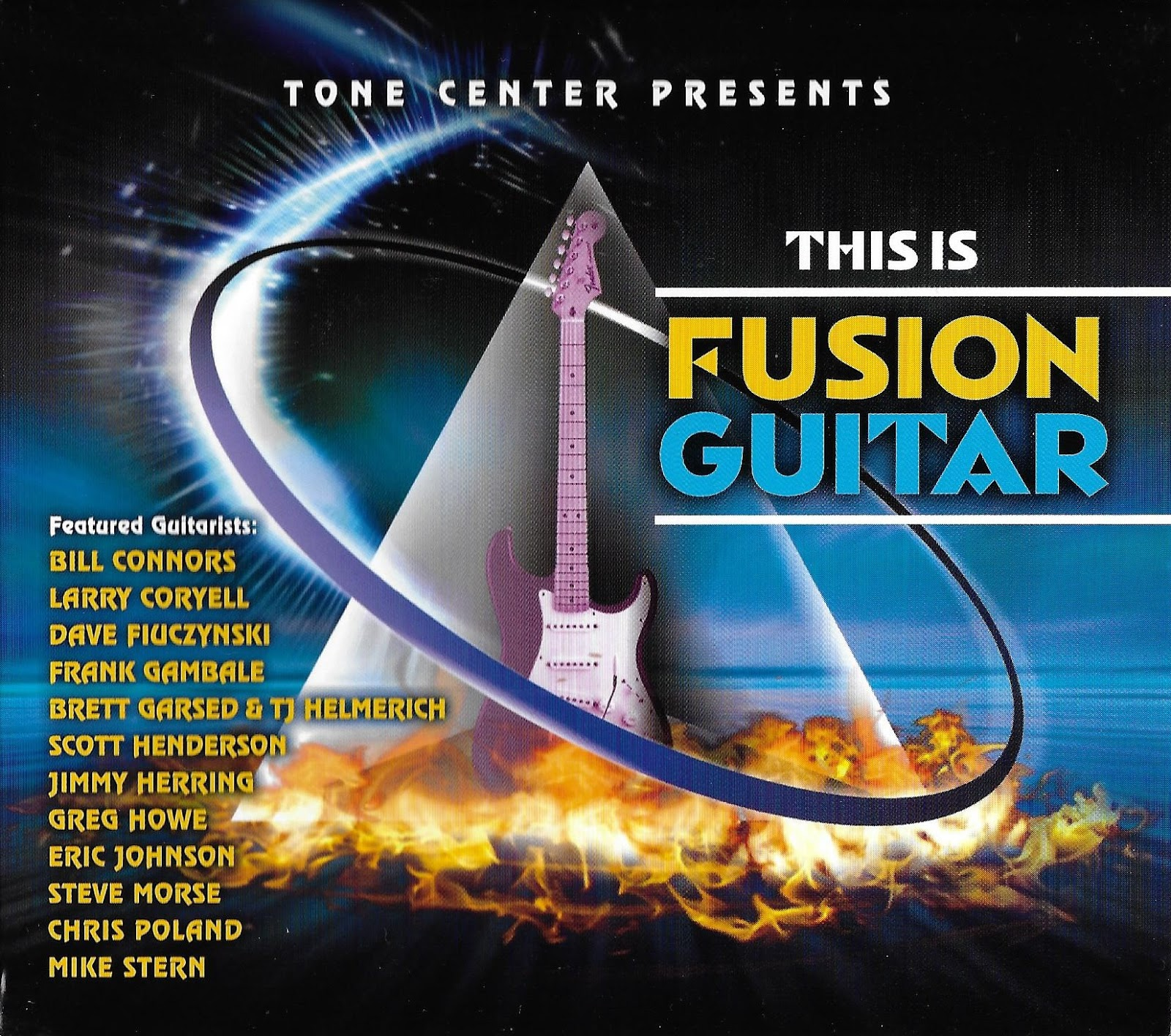 "Jazz Rock Fusion Guitar: Various Artists - 2009 ""This Is ..."