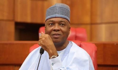 Saraki Reacts To