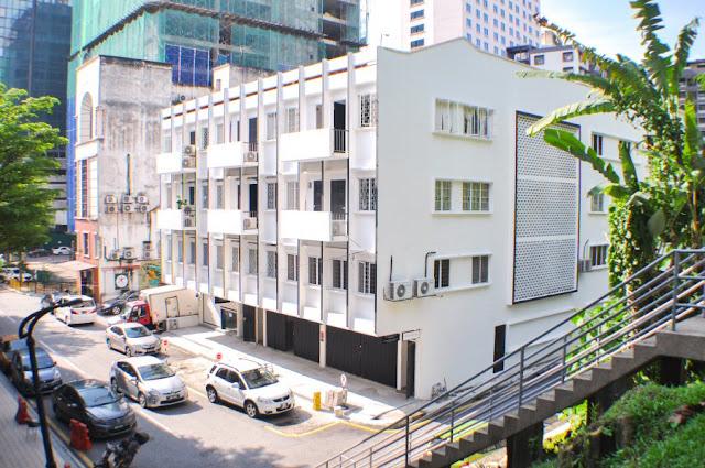 Naiise at Zhongshan Building
