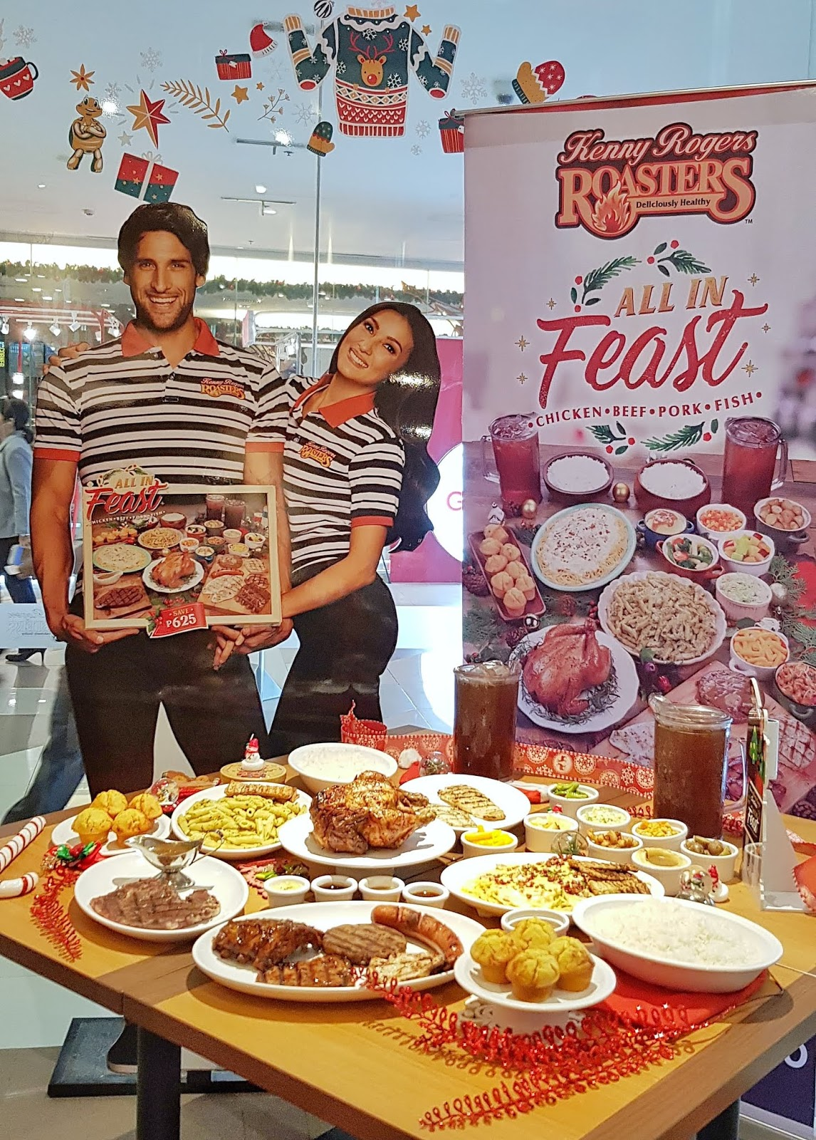 Gastronomy By Joy With Kenny Rogers Roasters We Re All In This Feast Together