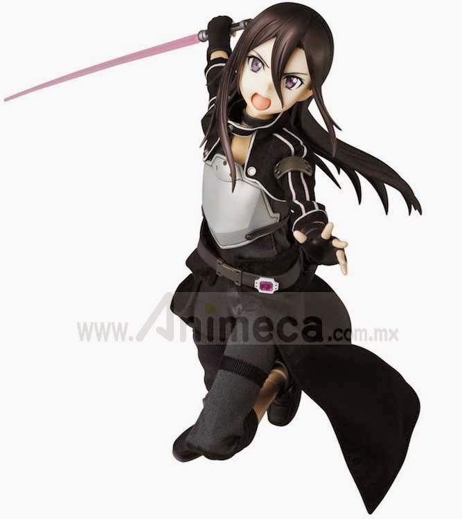 FIGURA KIRITO REAL ACTION HEROES No.700 Sword Art Online II