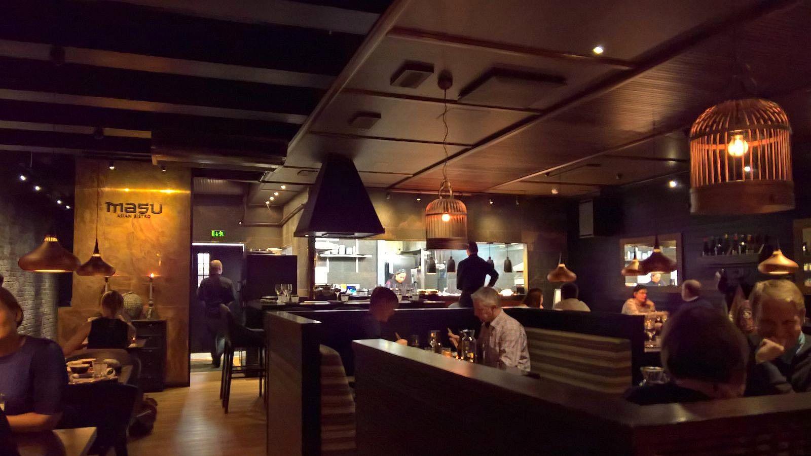 Masu Asian Bistro Tampere mallaspulla ravintola-arvio