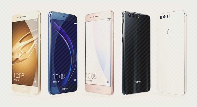Ponsel Terjangkau Huawei Honor 8